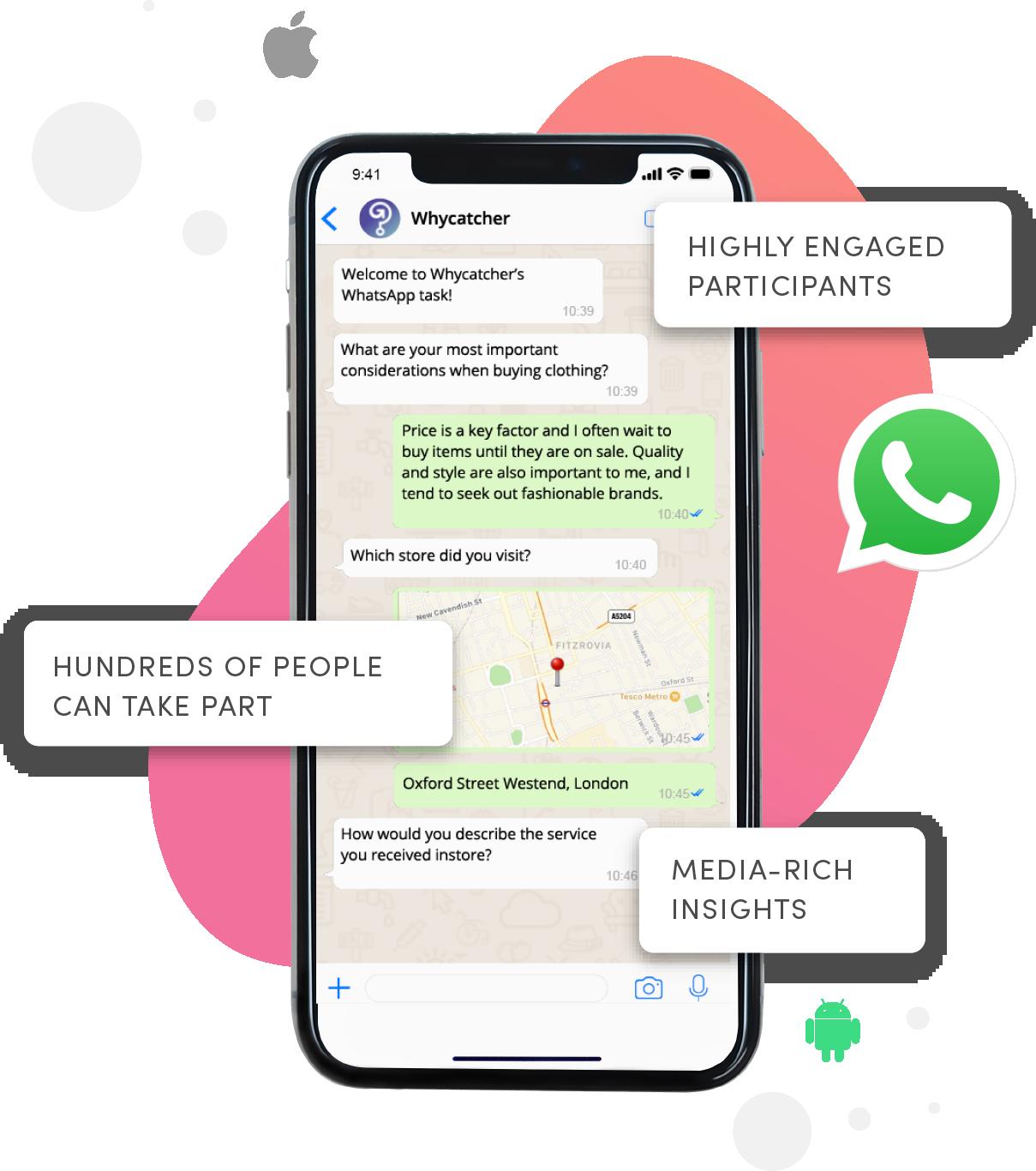 WhatsApp Example